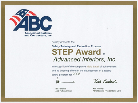 Advanced Interiors | A Full Service Commercial Metal Framing And Drywall  Contractor In Sumner, WA